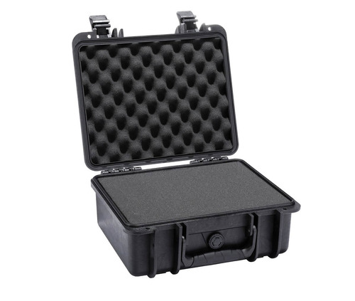 Case Rígido Com Espuma Modeladora 31x24x12cm
