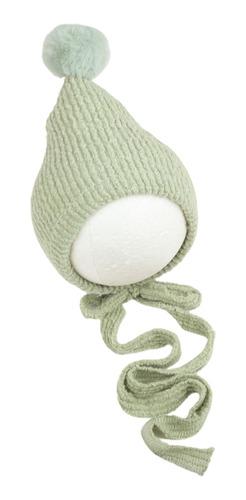 Chapéu De Bebê Duep Unissex Macio Feito À Mão Para Roupas De