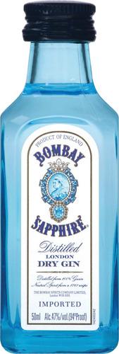 Gin Bombay Sapphire London Dry 50ml