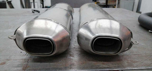 Ducati Exostos Modelo 848 Y 1098