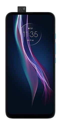 Motorola One Fusion+ 128 Gb Azul 4 Gb Ram