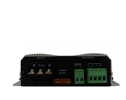 Conector Para Modulo Taramps 4 Vias Saida Stereo 2 Vias Mono Original