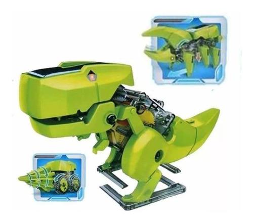 Robô Solar Facil Montagem Educacional Robótica Promoção
