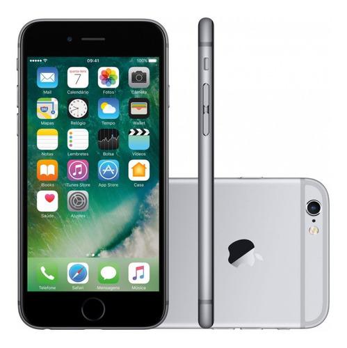 iPhone 6s 64 Gb Barato Cinza De Vitrine Bateria 100% Oferta