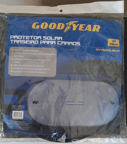 Protetor Solar Goodyear Vidro Traseiro