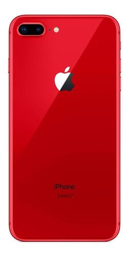 iPhone 8 Plus Vermelho 64gb Original Vitrine Garantia Nfe