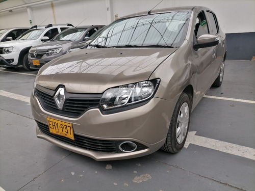 Renault Sandero Autentic Mt Aa