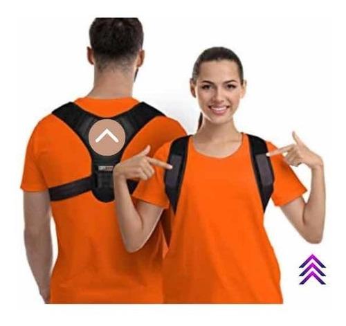 Faja Corrector De Postura Espalda Joroba Hombre Mujer