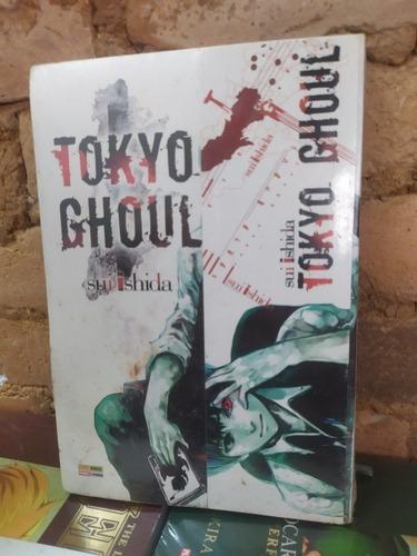 Mangá Tokyo Ghoul 01 - Lacrado