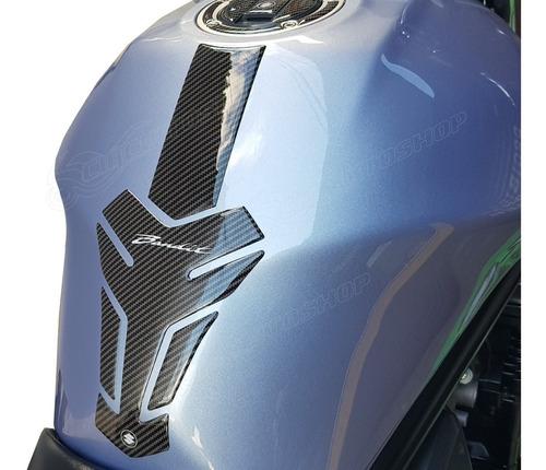 Protetor Faixa Tanque Bocal Moto Suzuki Bandit 650 S N