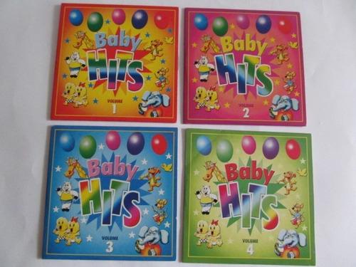 Cd Baby Hits 4 Volumes Arte Som