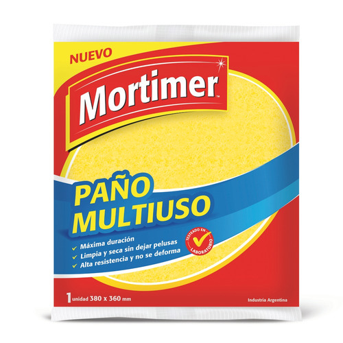 Paño De Limpieza Mortimer Multiuso