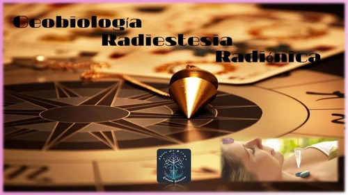 Radiestesia ,radionica Y Geobiologia Aprende Facil