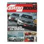 Quatro Rodas Nº607 Hyundai Ix35 Kia Sportage Vw Jetta Fiesta