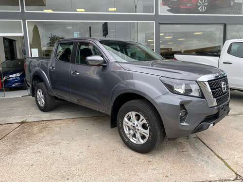 Nissan Np300 Frontier 2.5 Xe 4x4 Diesel Automatica