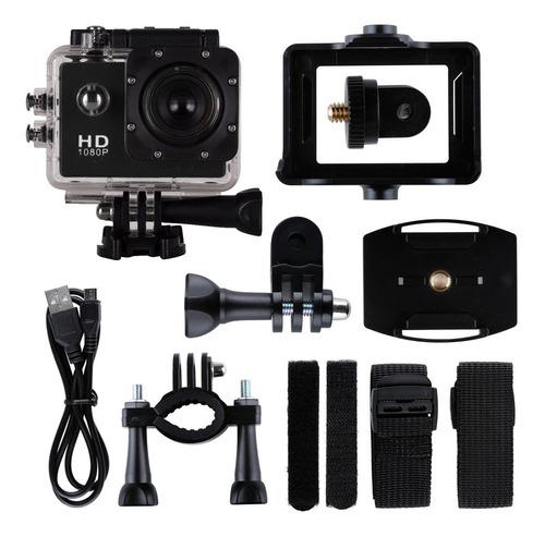 Câmera Filmadora Sport 1080p Ultra Hd Estilo