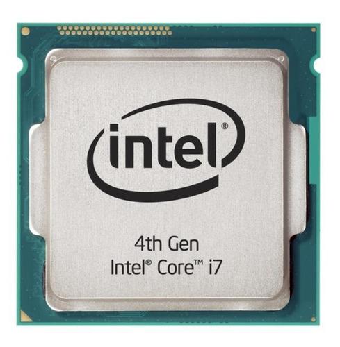 Processador Gamer Intel Core I7-4770 Cm8064601464303 De 4 Núcleos E 3.4ghz De Frequência Com Gráfica Integrada