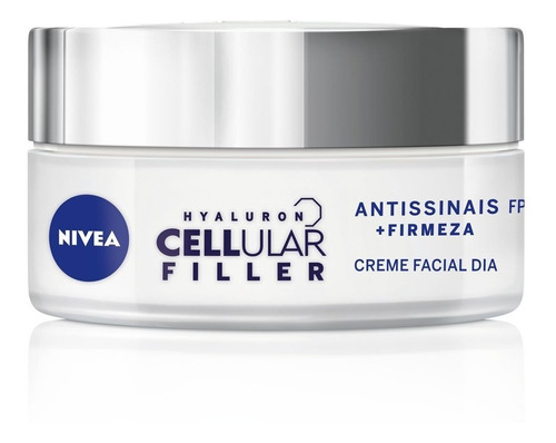 Creme Antissinais Facial Fps 30 Nivea Cellular  52g