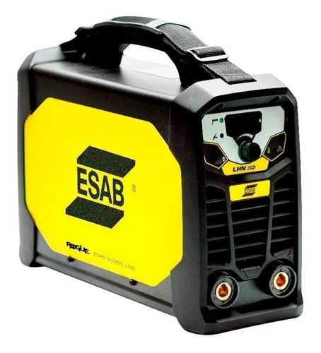 Maquina De Solda Inversora Mono Tig 220v Lhn202i Plus Esab