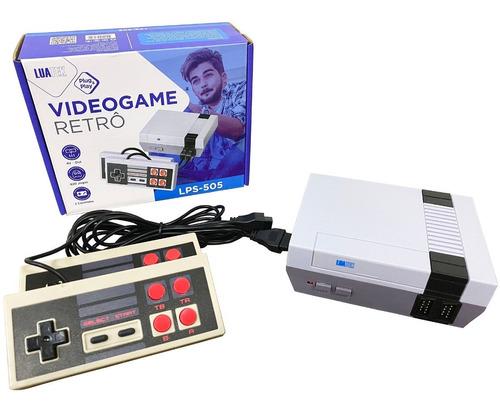 Console Super Mini Video Game Retro 620 Jogos Classic