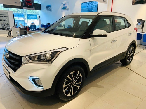 Hyundai Creta Creta 2.0 At Prestige