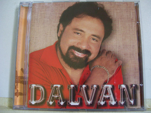 Dalvan, Dalvan, Cd  2000 Raro Original
