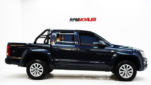Volkswagen Amarok V6 3.0tdi Comfort 4x4 At 2018 Rpm Moviles
