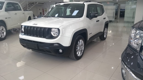 Jeep Renegade 1.8 Sport Manual 0km 130 Cv M Año 2020