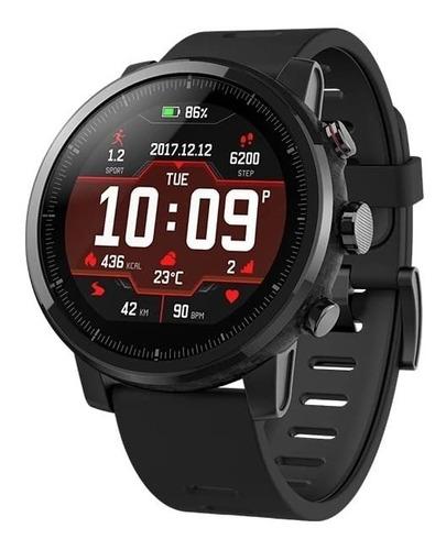 Relogio Smartwatch Amazfit Stratos 2 A1619 Gps Versão Global