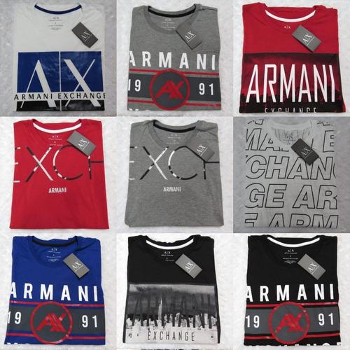 Camisetas O Polos Armani Exchange
