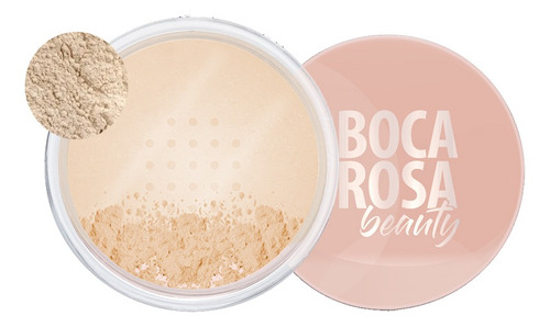 Boca Rosa - Pó Facial