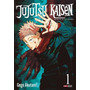 Mangá Jujutsu Kaisen Vol. 1 Lacrado
