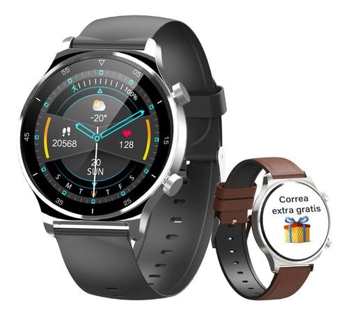 Smartwatch Para Mujer Y Hombres,reloj Inteligente Bluetooth