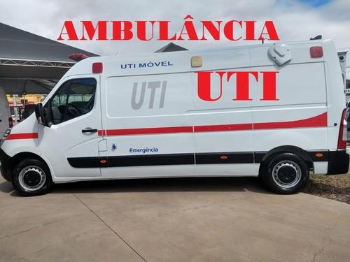 Master Ambulancia Uti 2.3 Ano 2016/2017