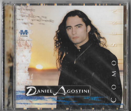 Daniel Agostini Cd Como Sera Cd Original 1998 Nuevo