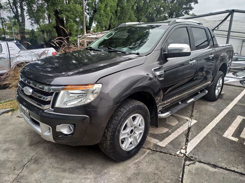 Ford Ranger 3.2 Cd 4x4 Limited Tdci At 2012