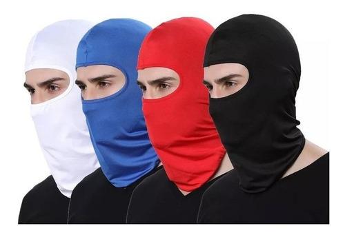 100 Toucas Ninjas Balaclava Airsoft Militar Atacado Revenda