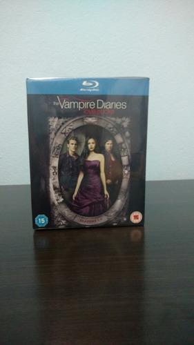 The Vampire Diaries 1 A 5 Temporada Bluray