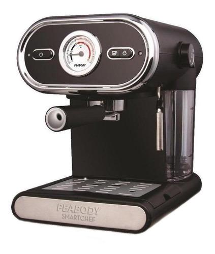 Cafetera Peabody Smartchef Pe-ce5002 Automática Negra Expreso 220v