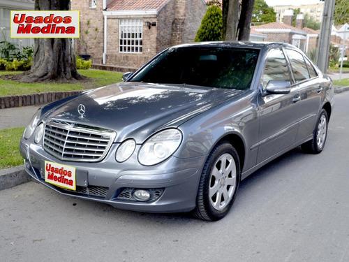 Mercedes Benz Clase E 200 K Automatico