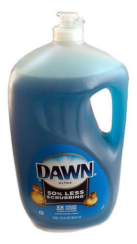 Jabon Liquido Para Loza Dawn 2.66 - Unidad a $38500