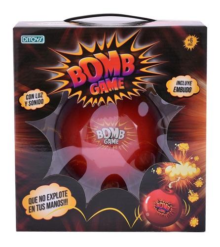 Juego De Mesa Bomb Game Ditoys