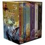 Livro Caixa Coleção Harry Potter 7 Volumes Box Lacrado