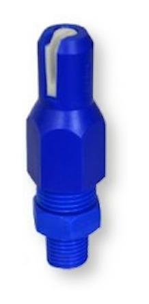 Bico Leque Cerâmica Mje 020 Azul