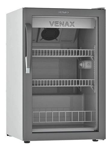 Visa Refrigerada Venax Vv100 Branco 82 Litros