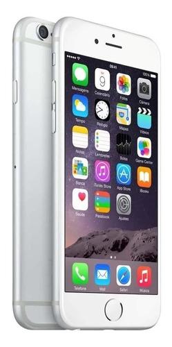 iPhone 6 64 Gb Prata Silver Ram 1 Gb - Usado Bom