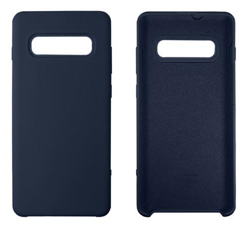 Capa Capinha Compatível Galaxy S10 Plus Silicone Cover