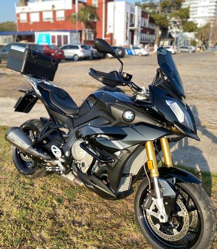 Bmw S 1000 Xr Triple Black