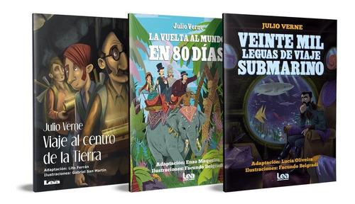 Julio Verne (tu Primera Biblioteca)