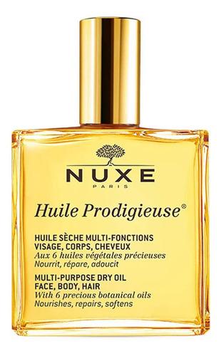 Nuxe Huile Prodigieuse-óleo Multifuncional 100ml Belezanaweb